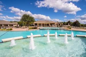 lake club and pool