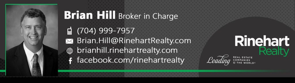 Brian Hill, Rinehart Realty Broker in Charge