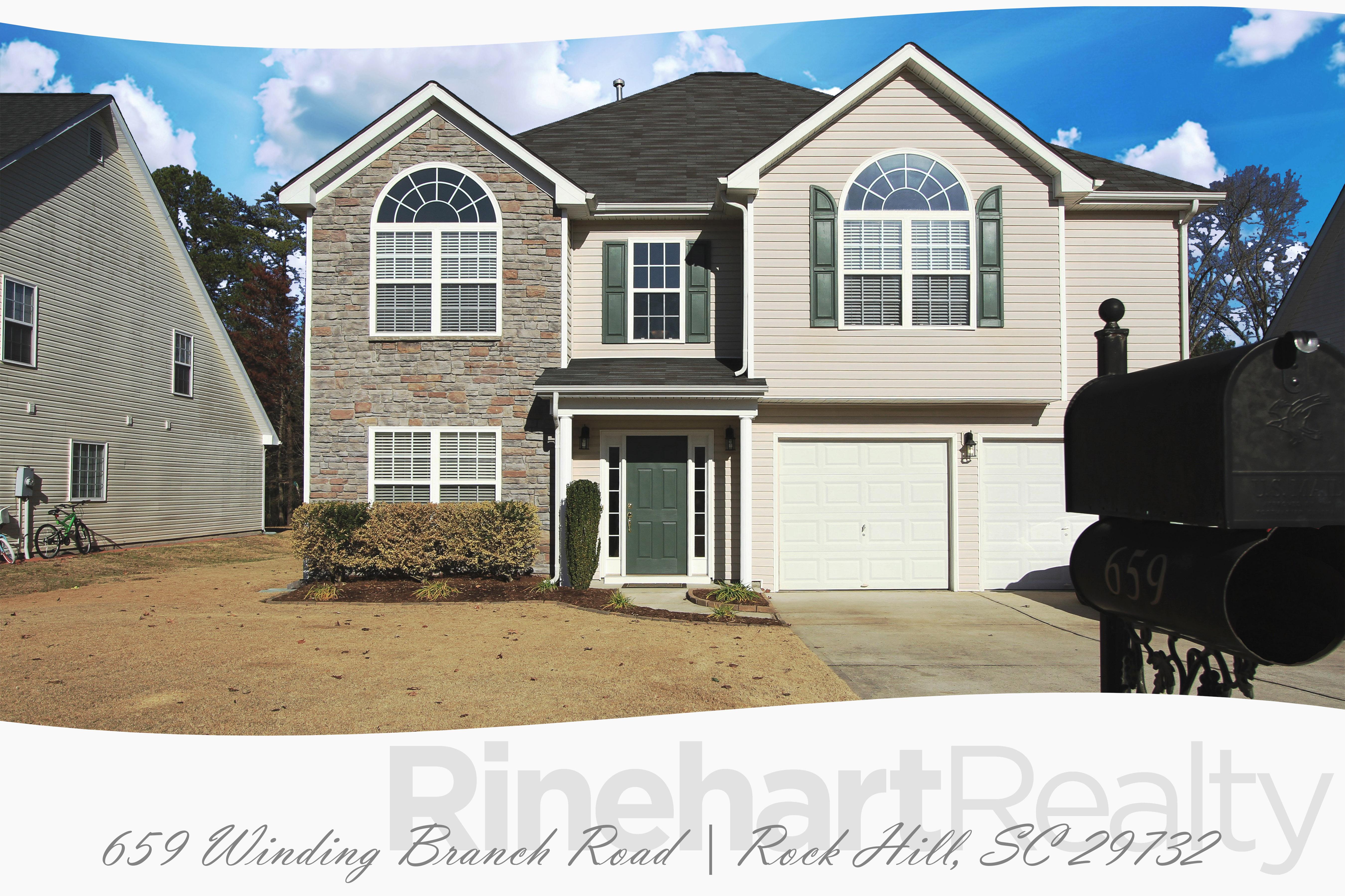 659 Winding Branch Road, Rock Hill, SC 29732