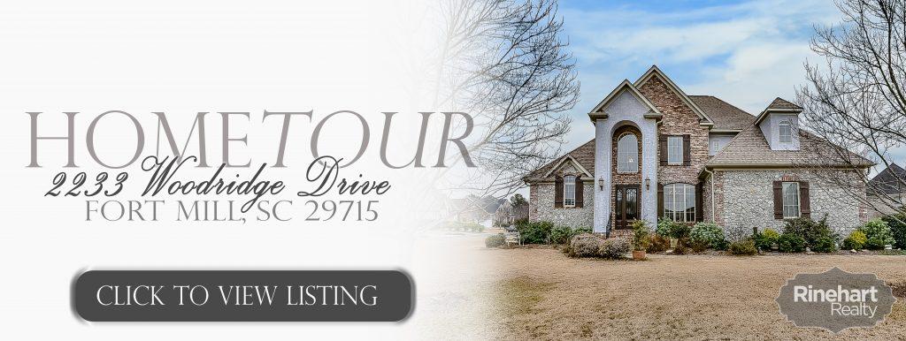 2233 Woodridge Drive Fort Mill, SC 29715