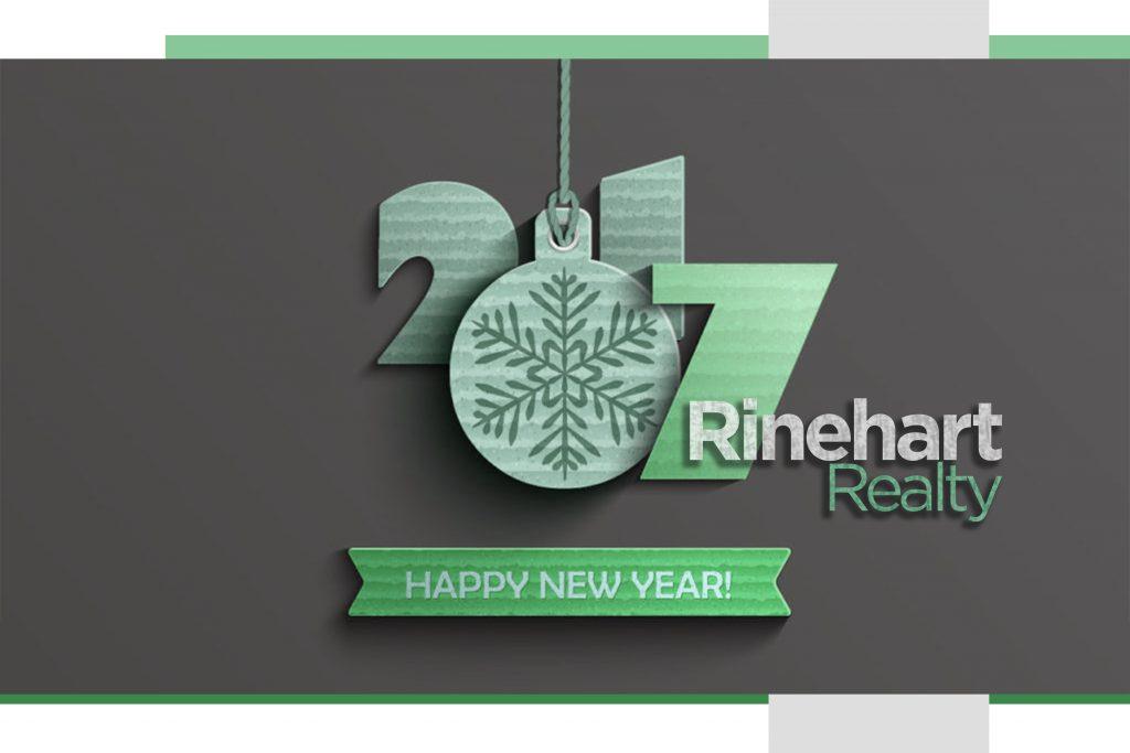 Happy New Year from Rinehart Realty