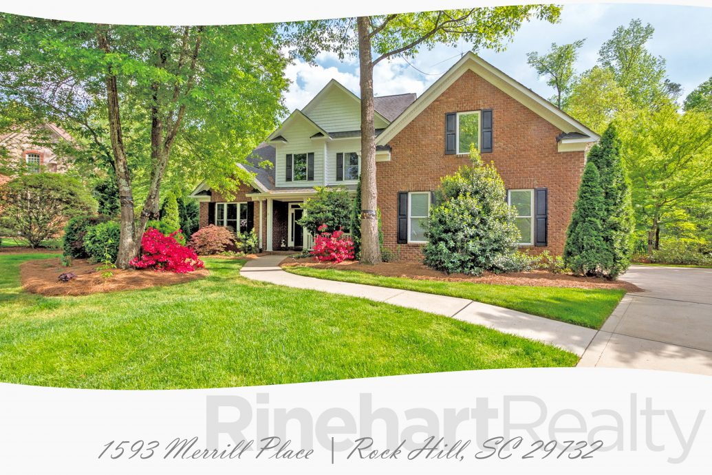 1593 Merrill Place Rock Hill, SC 29732 Meadow Lakes II View it here ...