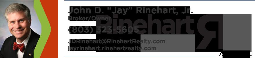 John D Jay Rinehart Jr