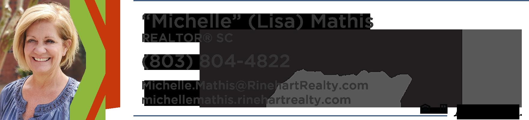 Lisa Michelle Mathis REALTOR SC