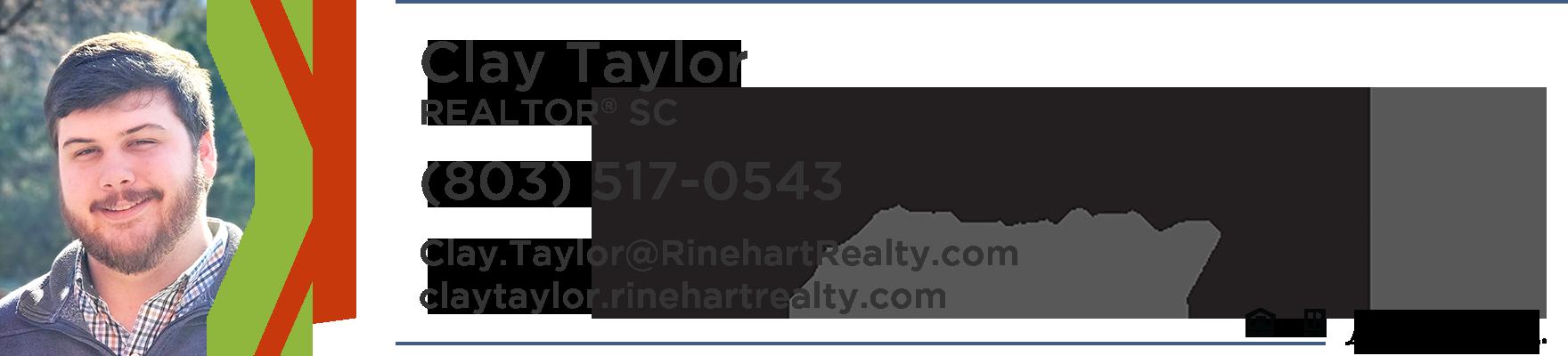Clay Taylor REALTOR SC