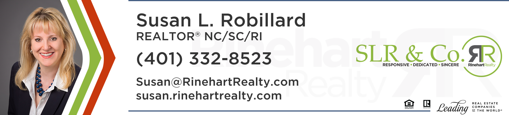 Susan Robillard REALTOR SC NC RI