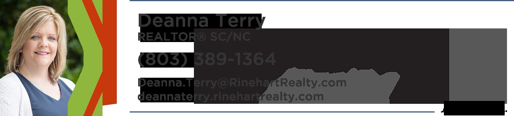 Deanna Terry REALTOR SC NC