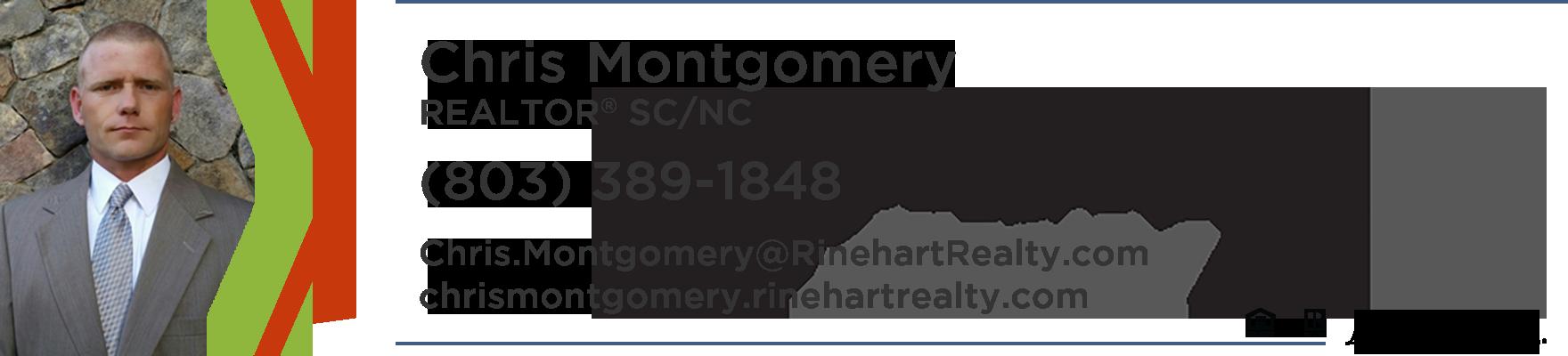 Chris Montgomery REALTOR SC NC