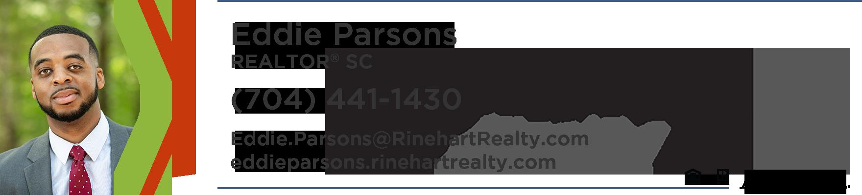Eddie Parsons REALTOR SC