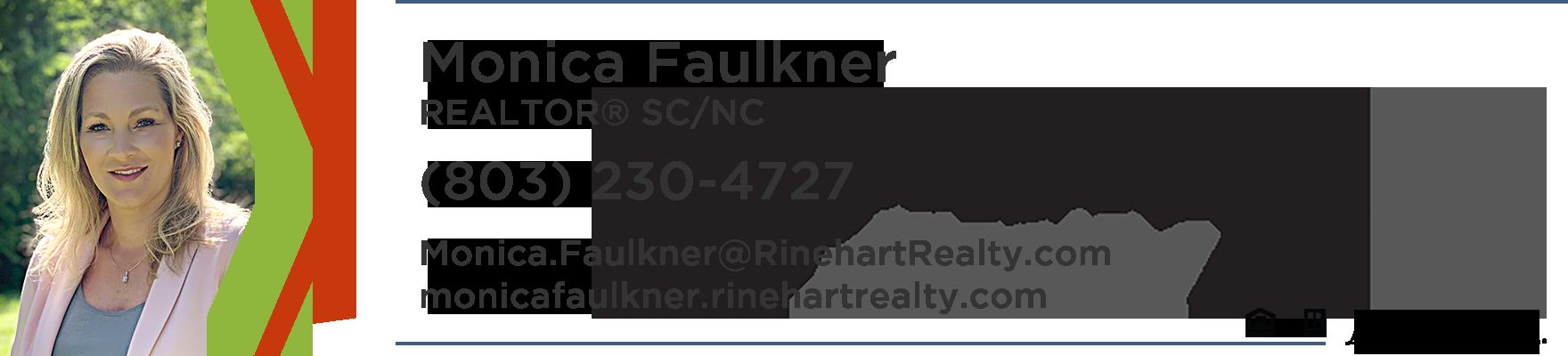 Monica Faulkner REALTOR SC