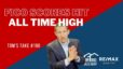 FICO scores hit an all time high – Tom's Take #190