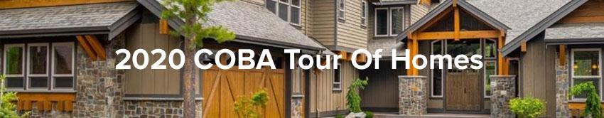 2020 COBA Tour Of Homes