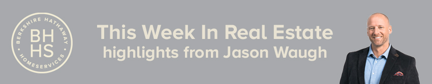 Central Oregon Real Estate - This Week In Real Estate