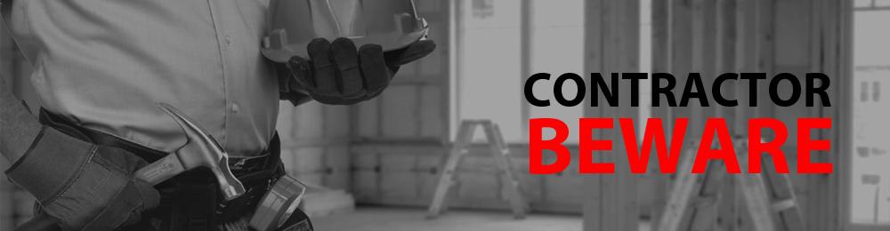 contractorbeware