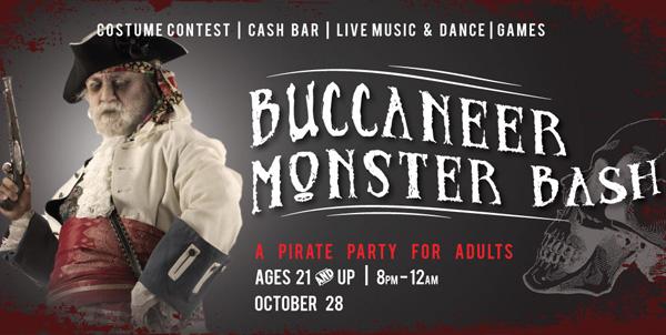 Buccaneer Monster Bash