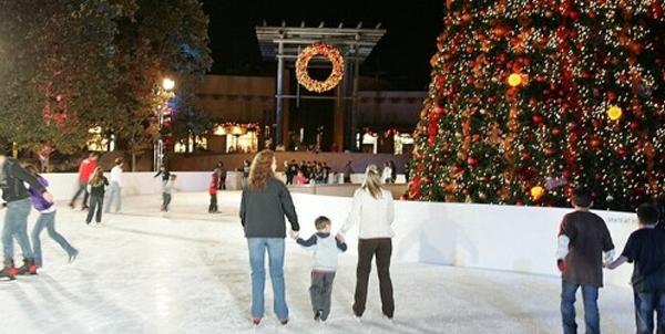 viejas ice skating san diego