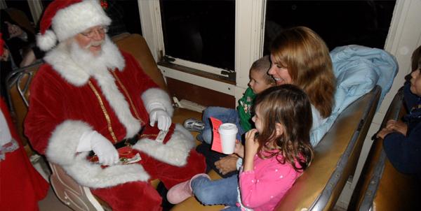 Santa Train North Pole Limited