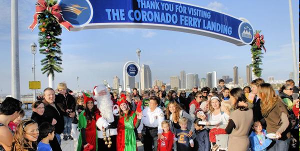 coronado holiday parade