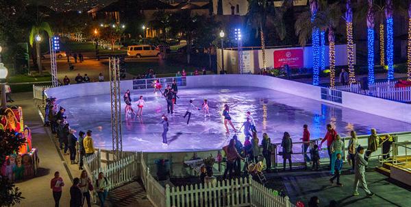 rady children's ice rink events in san diego