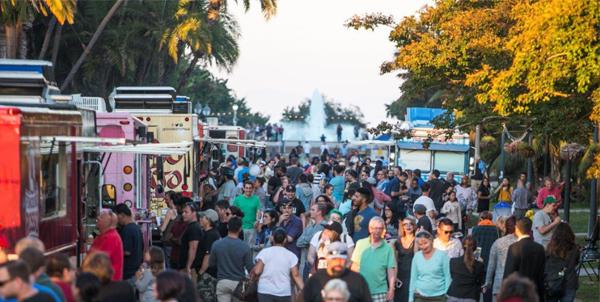 food truck fest Balboa Park San diego