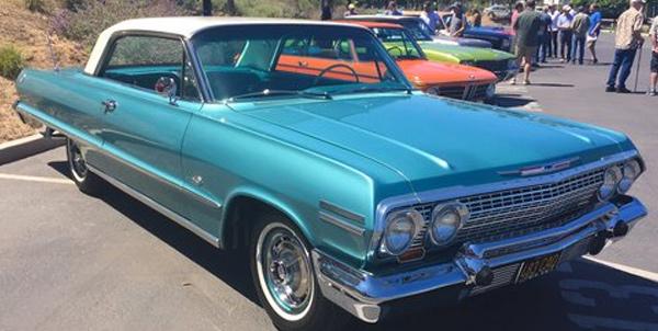 Hillcrest Classic Car Show