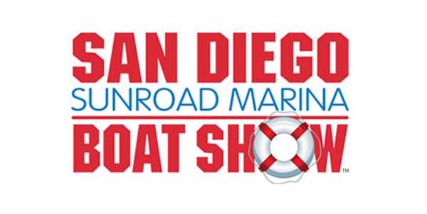 san diego sunroad marine boat show