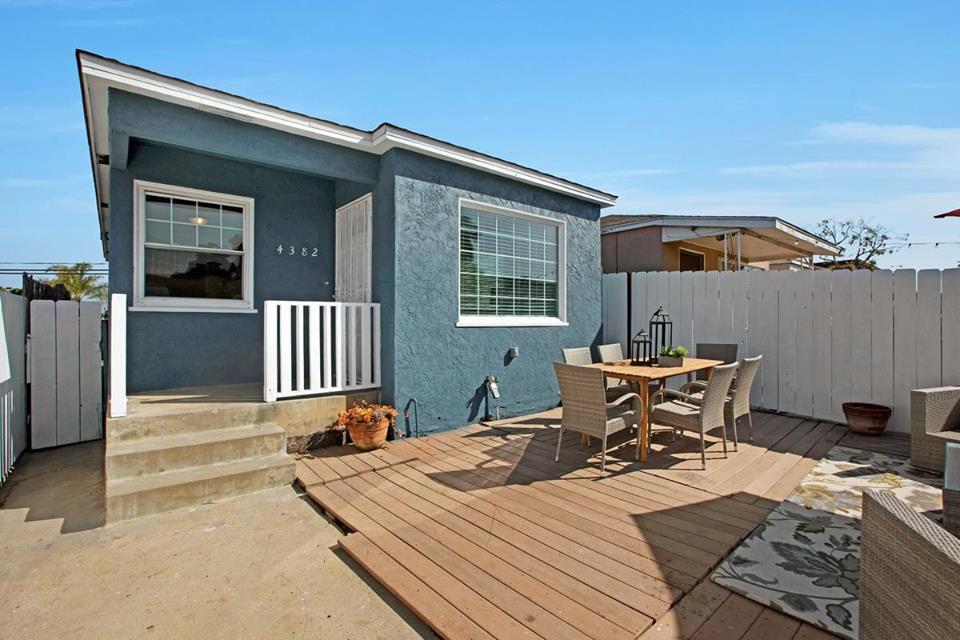 Ocean Beach Real Estate