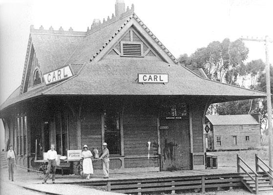 carlsbad sante fe station 1920