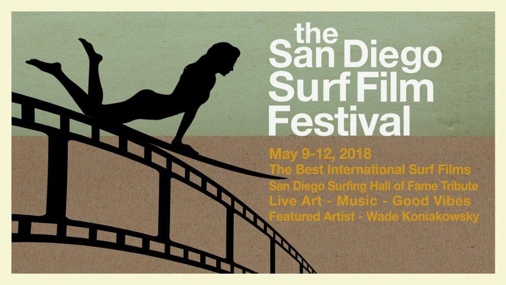 San Diego Surf Film Festival flyer