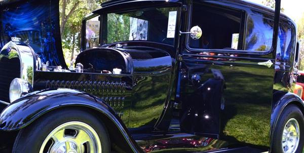 american heritage car show Escondido