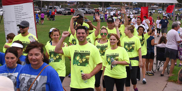 October events photo: Walk to Defeat ALS San Diego from 2015