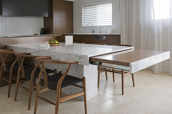October 7, 2016 - 4 Tips for Maximizing the Space in Your Dining Area (NH) photo