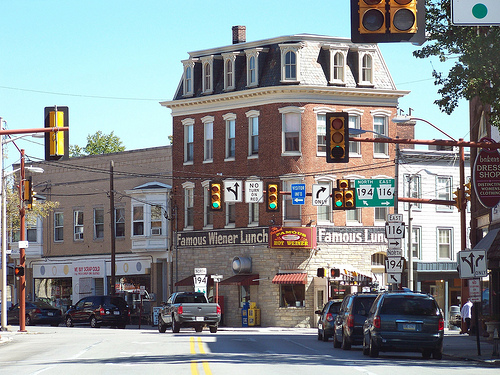 Hanover PA Downtown