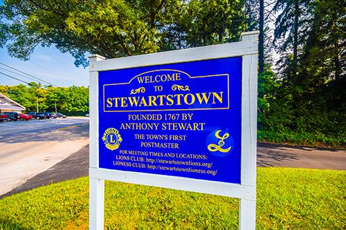 Stewartstown PA