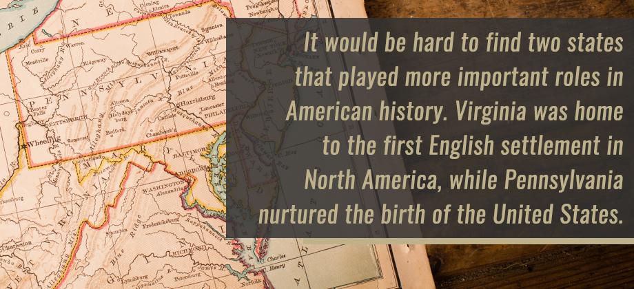 History of VA and PA