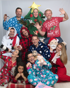 Dart Homes does the holidays with Nathan Dart