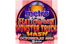 Bristol Motor Speedway Halloween Monster Truck Mash