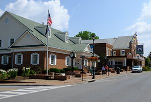 Barter Theatre in Abingdon, VA