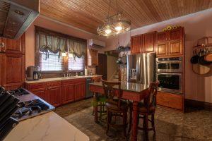 Meadowview, VA Farmhouse Kitchen
