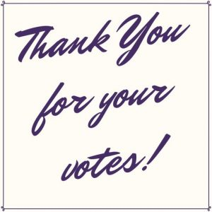 Thank you for your Voting for Highlands Realty, Inc