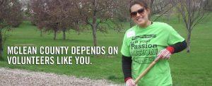McLean County Volunteering