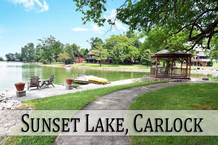 Homes For Sale Near Lake Bloomington Il