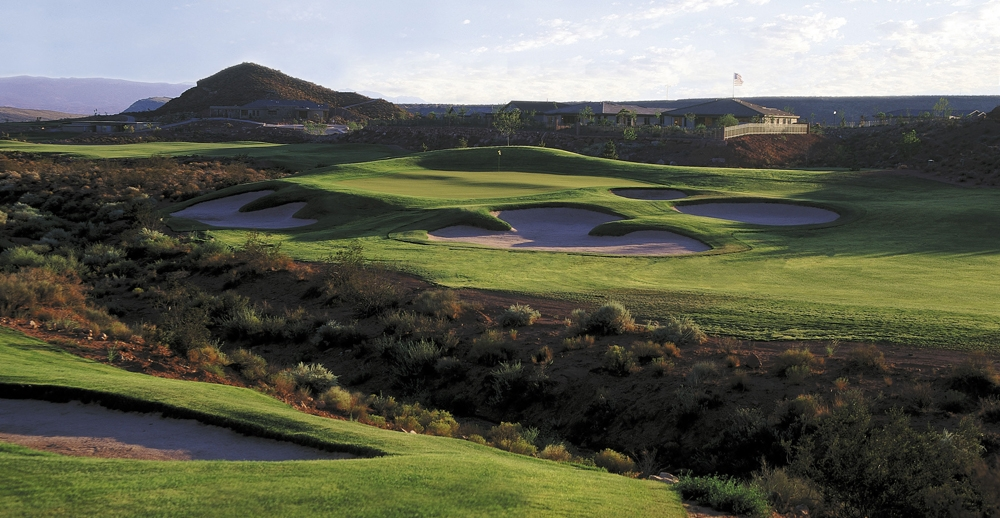 Area Public Golf Courses In Southern Utah