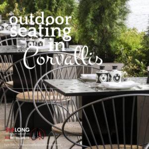 Corvallis Outdoor Seating