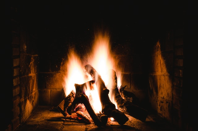 fireplace, corvallis homes for sale, oregon