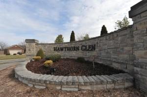 Hawthorn Entrance