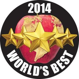 2014 WorldsBestLogo.indd