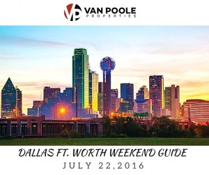 Dallas Ft. Worth Weekend Guide (3)