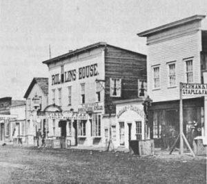 Cheyenne WY 1869