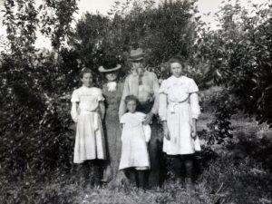 Stephanie Prescott Family Wolfgang Copman
